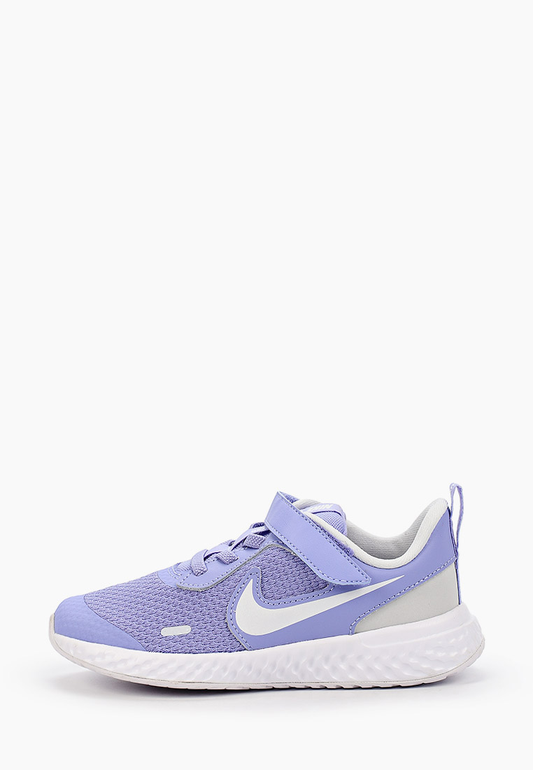 Кроссовки для девочек Nike (Найк) BQ5672