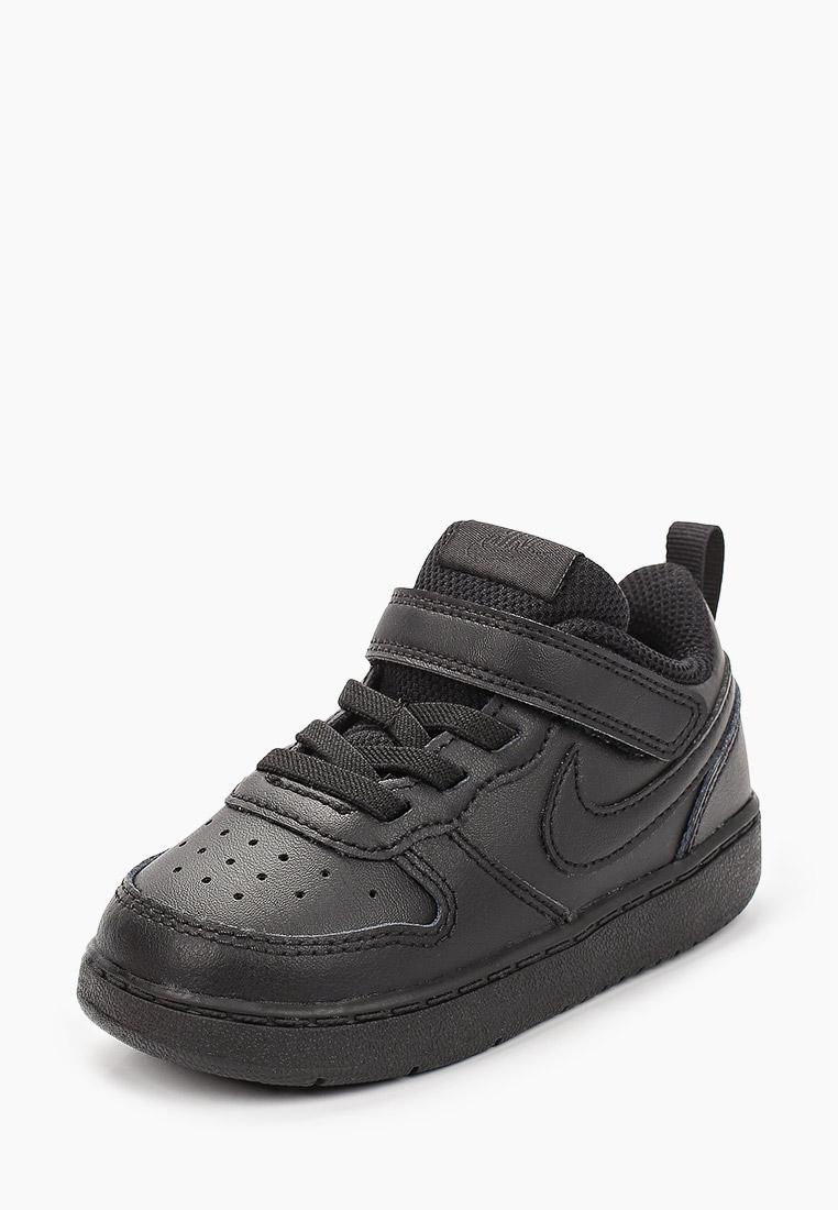 Кеды для мальчиков Nike (Найк) BQ5453: изображение 7