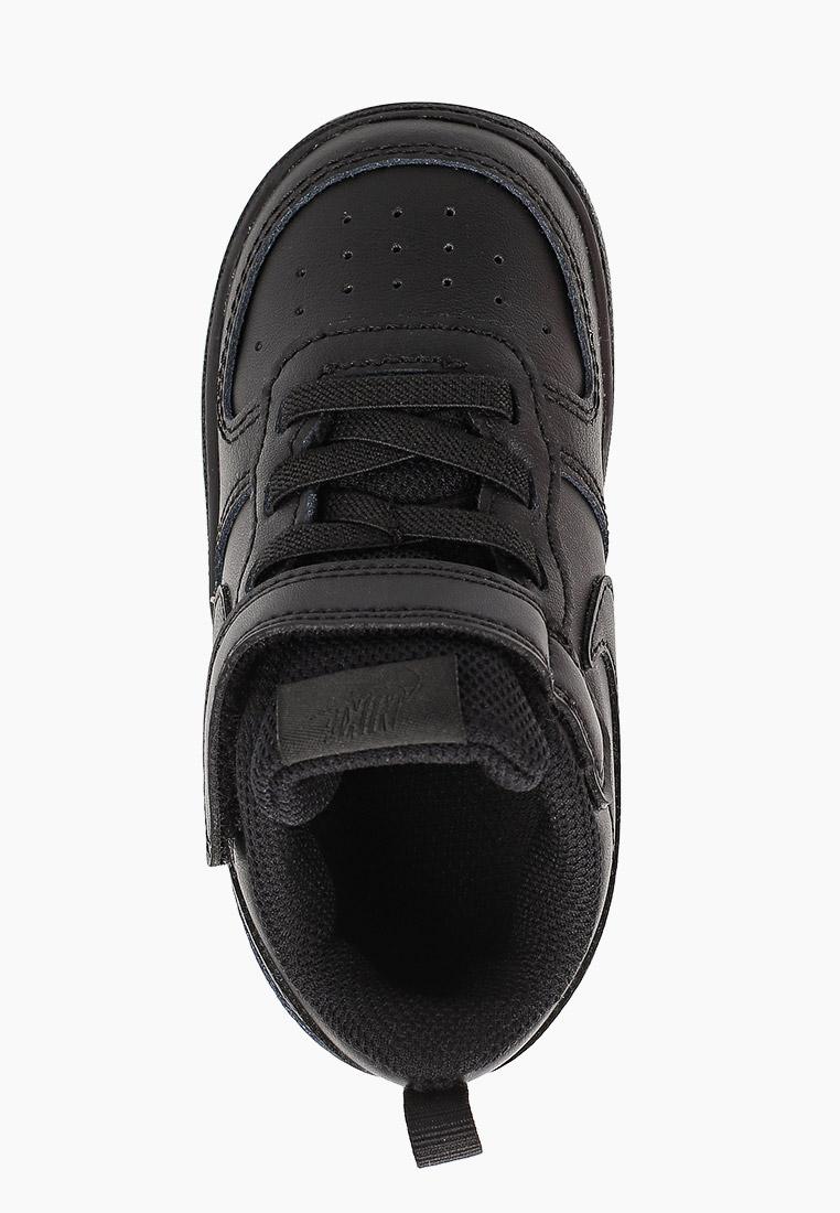 Кеды для мальчиков Nike (Найк) BQ5453: изображение 9