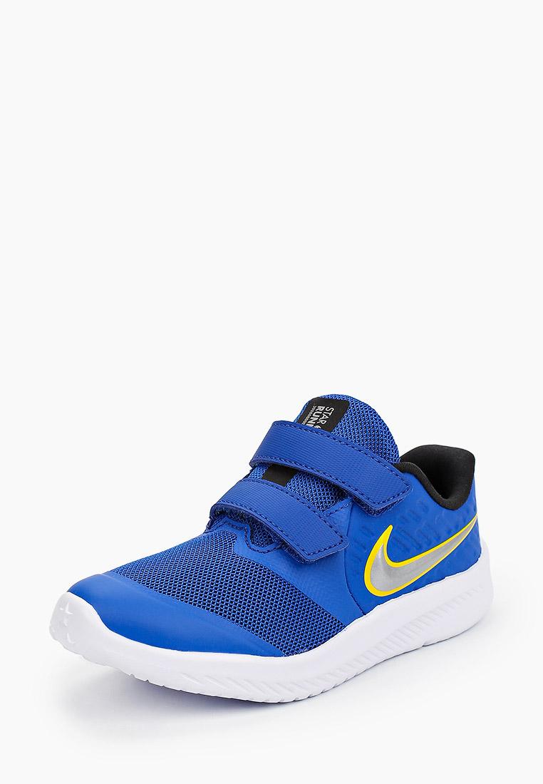 Кроссовки для мальчиков Nike (Найк) AT1803: изображение 7