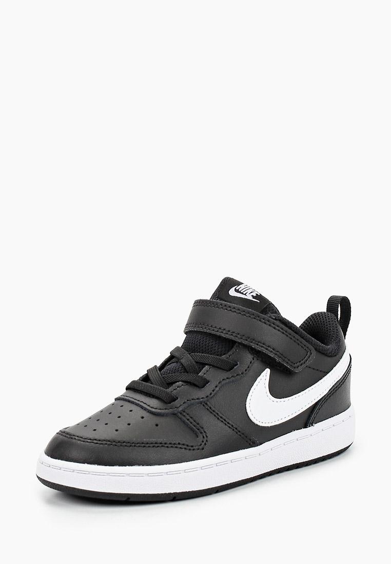 Кеды для мальчиков Nike (Найк) BQ5453: изображение 12