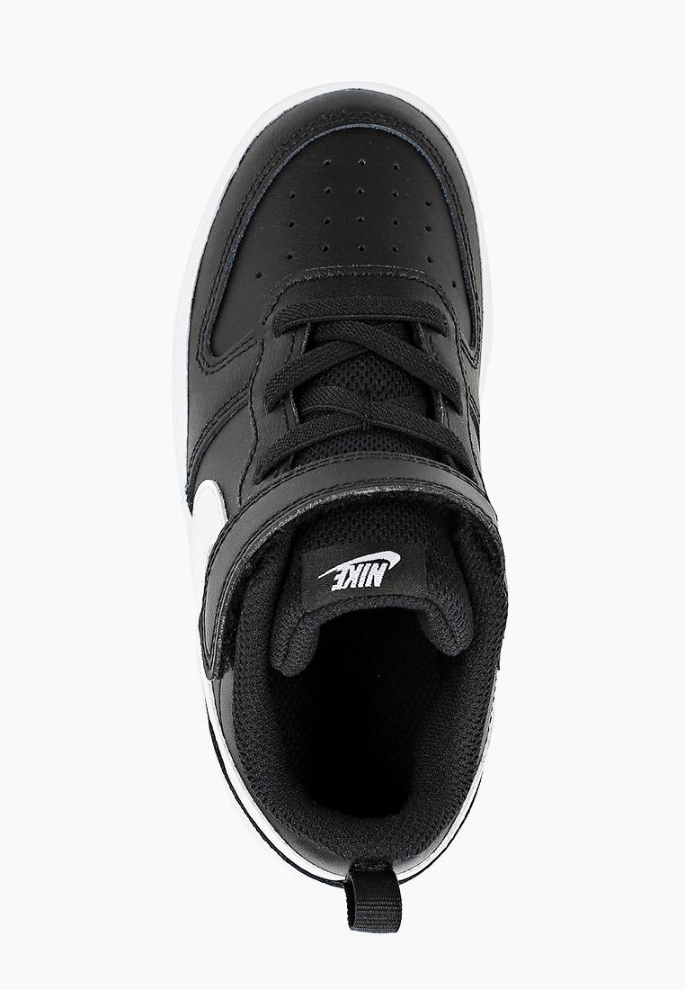 Кеды для мальчиков Nike (Найк) BQ5453: изображение 14
