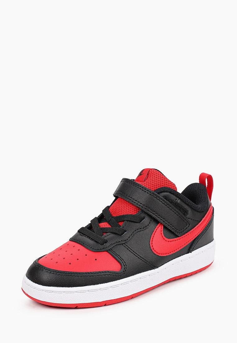 Кеды для мальчиков Nike (Найк) BQ5453: изображение 17