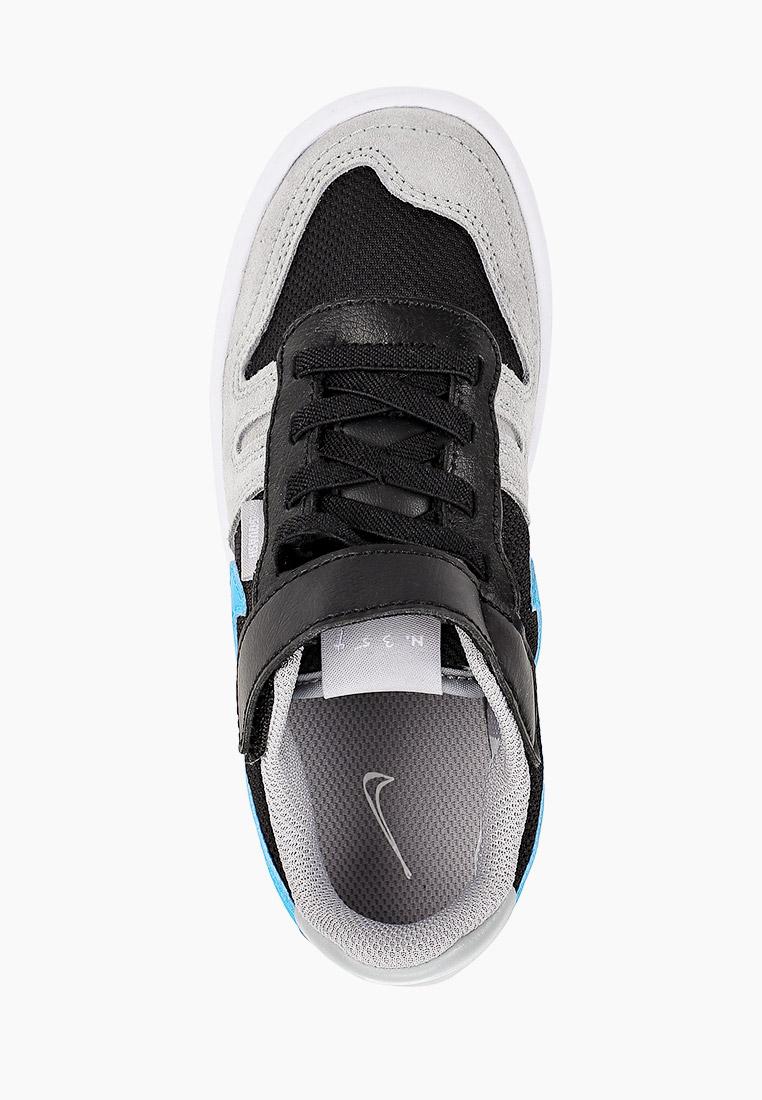 Кеды для мальчиков Nike (Найк) CJ4120: изображение 4
