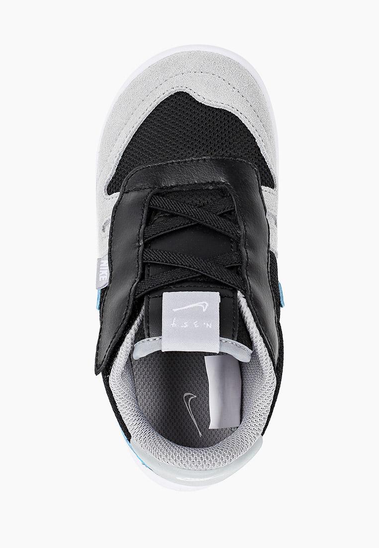 Кеды для мальчиков Nike (Найк) CJ4121: изображение 4