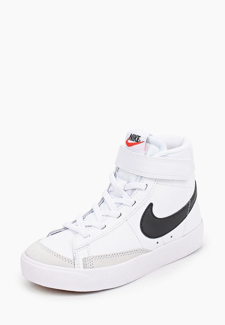 Кеды для мальчиков Nike (Найк) DA4087: изображение 2