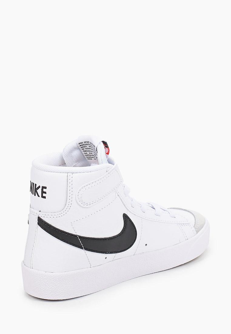 Кеды для мальчиков Nike (Найк) DA4087: изображение 3