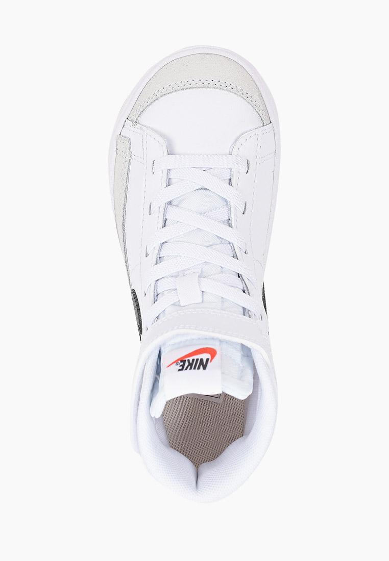 Кеды для мальчиков Nike (Найк) DA4087: изображение 4