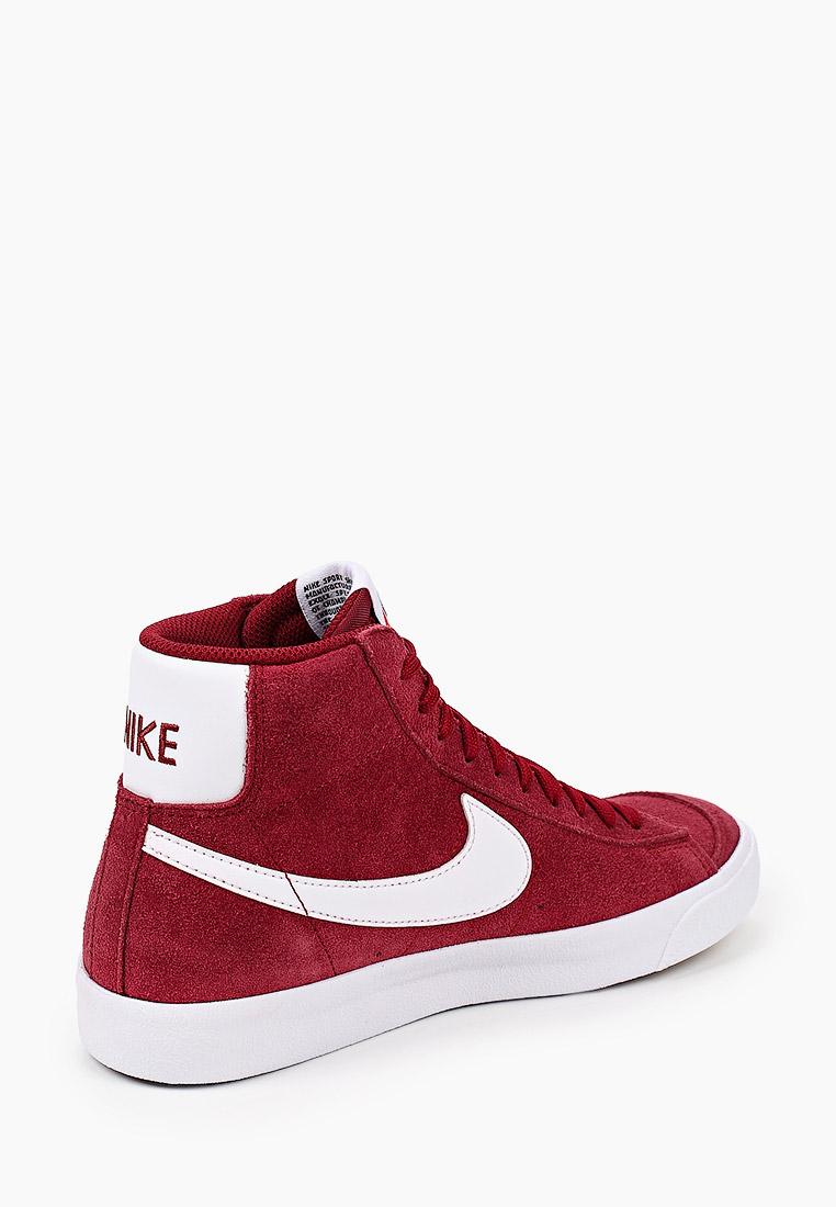 Кеды для мальчиков Nike (Найк) DC8248: изображение 3