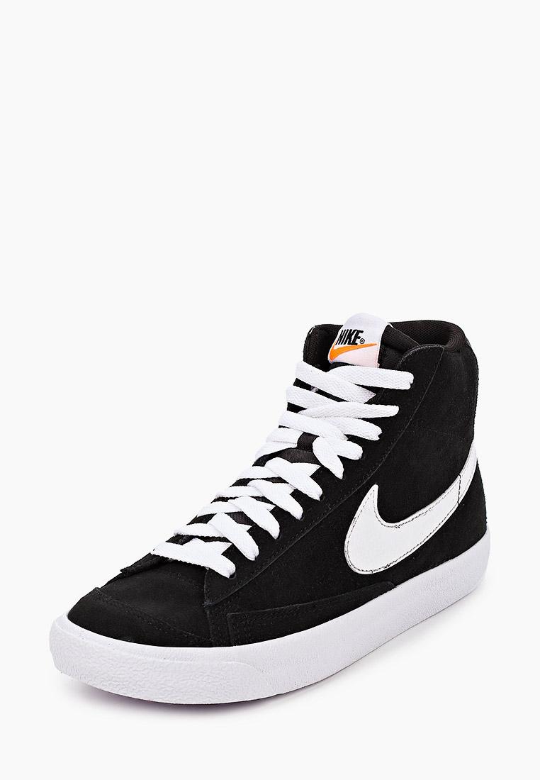 Кеды для мальчиков Nike (Найк) DD3237: изображение 2