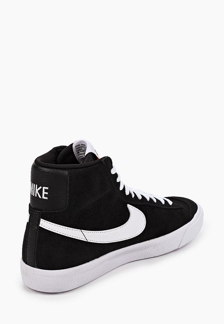 Кеды для мальчиков Nike (Найк) DD3237: изображение 3