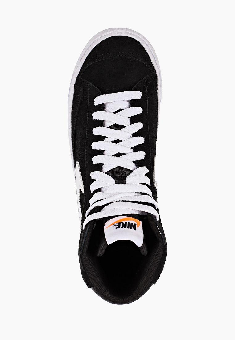 Кеды для мальчиков Nike (Найк) DD3237: изображение 4