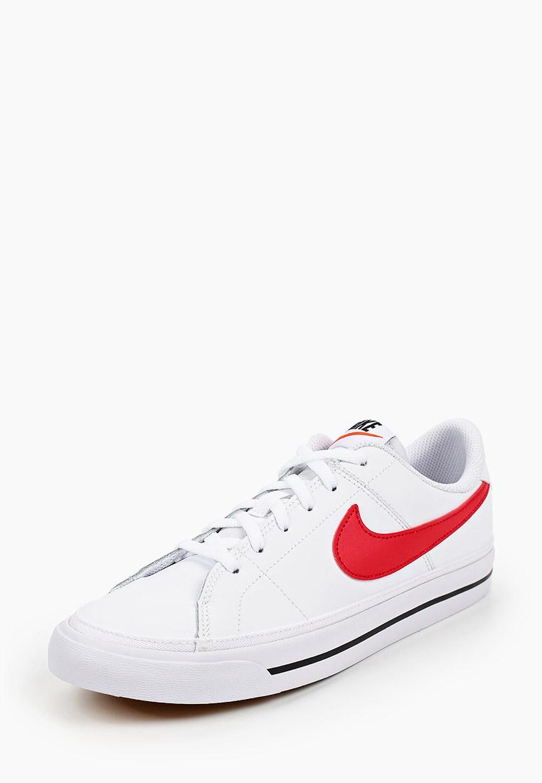 Кеды для мальчиков Nike (Найк) DA5380: изображение 7
