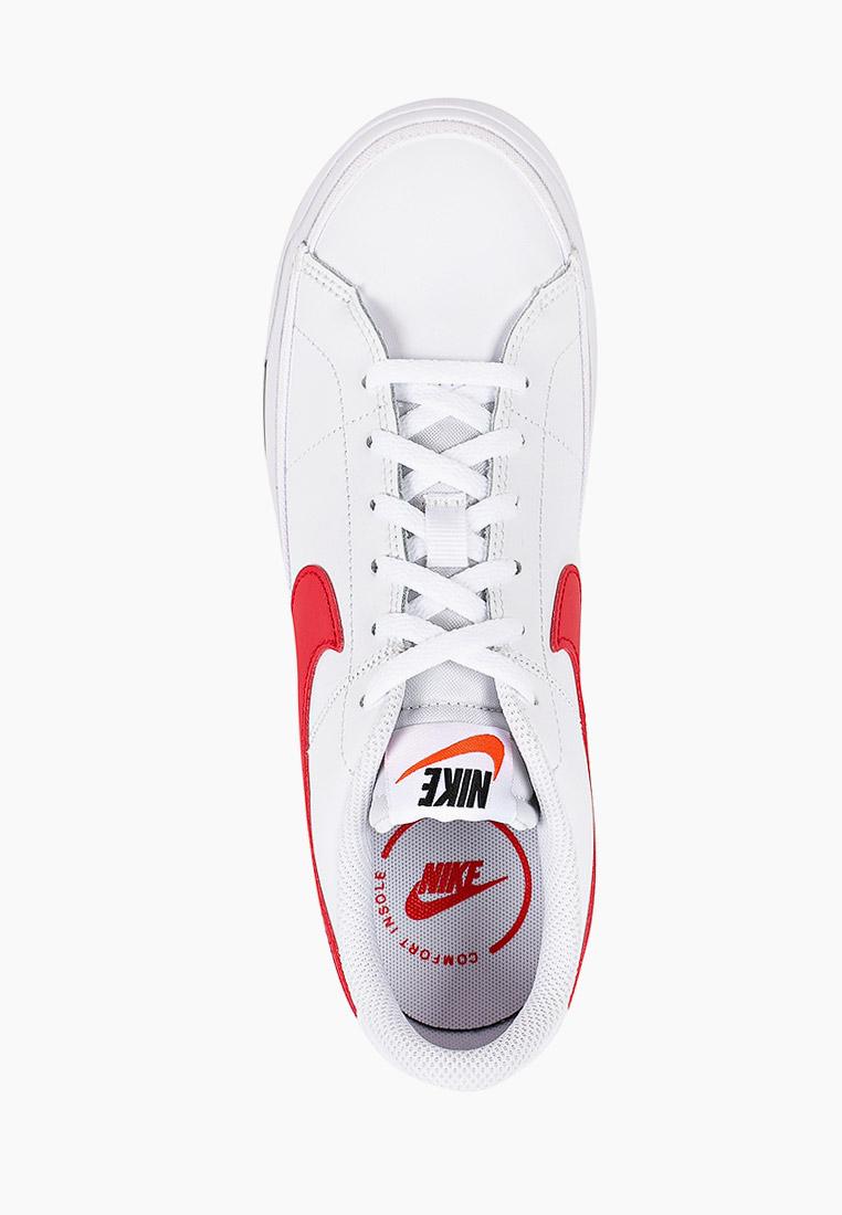 Кеды для мальчиков Nike (Найк) DA5380: изображение 9