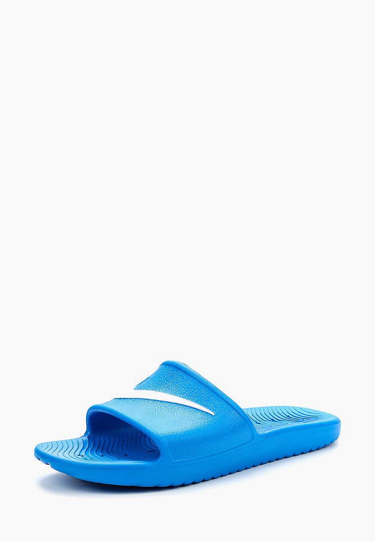Мужская резиновая обувь Nike (Найк) 832528-410: изображение 5