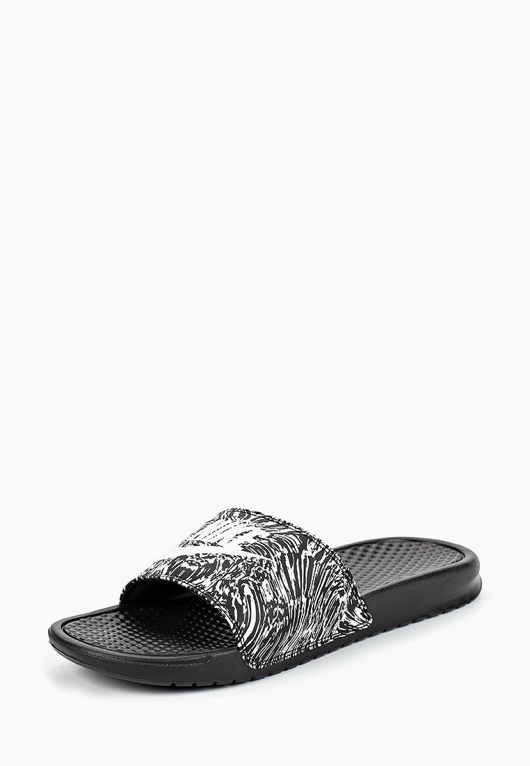 Мужская резиновая обувь Nike (Найк) 631261-006