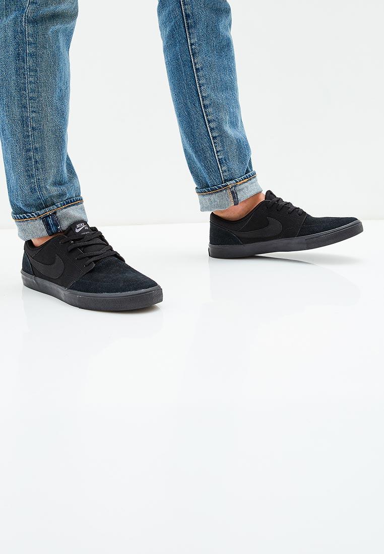 Мужские кеды Nike (Найк) 880266-005