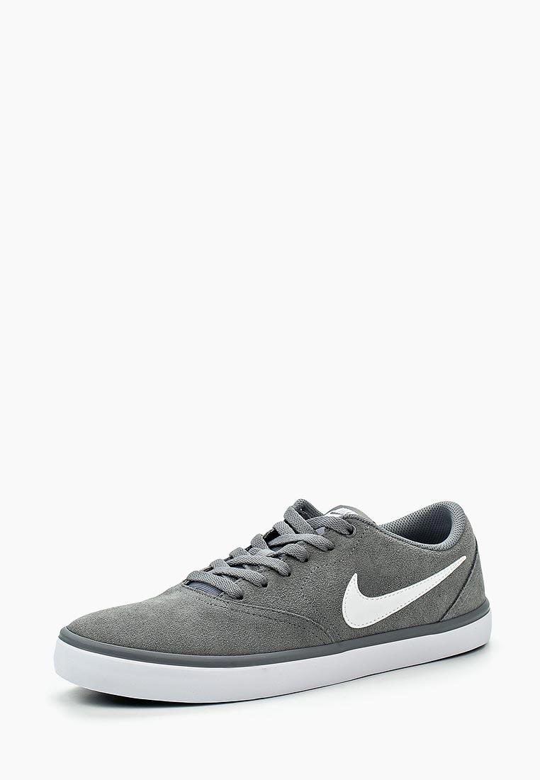 Мужские кеды Nike (Найк) 843895