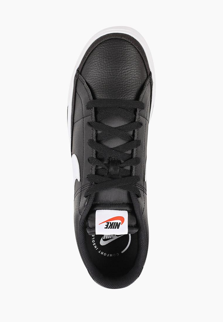 Мужские кеды Nike (Найк) CU4150: изображение 4