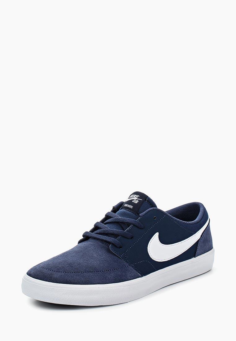 Мужские кеды Nike (Найк) 880266-410