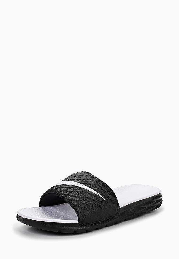 Женские сланцы Nike (Найк) 705475-010