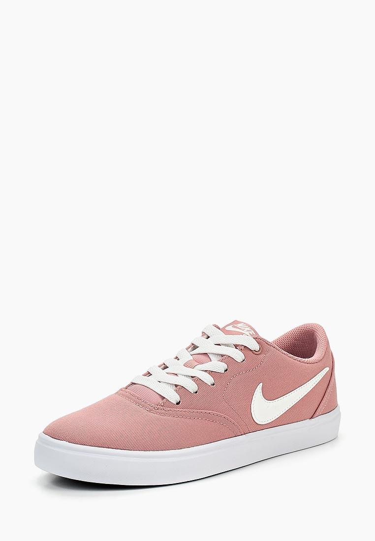 Женские кеды Nike (Найк) 921463-611