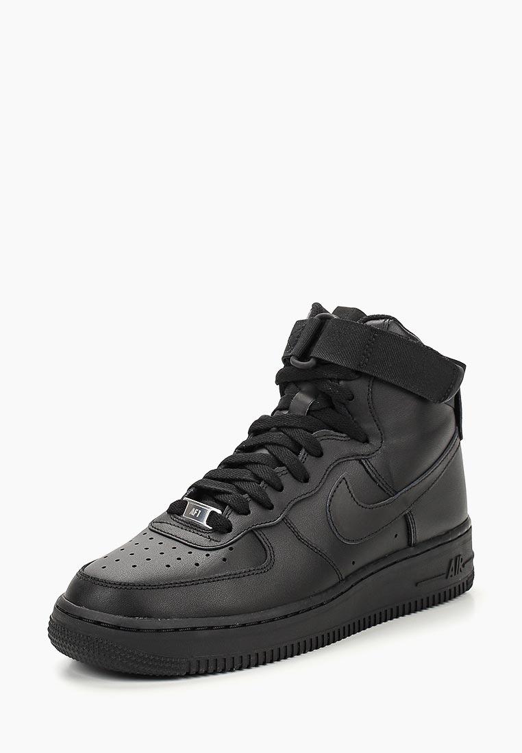 Женские кеды Nike (Найк) 334031