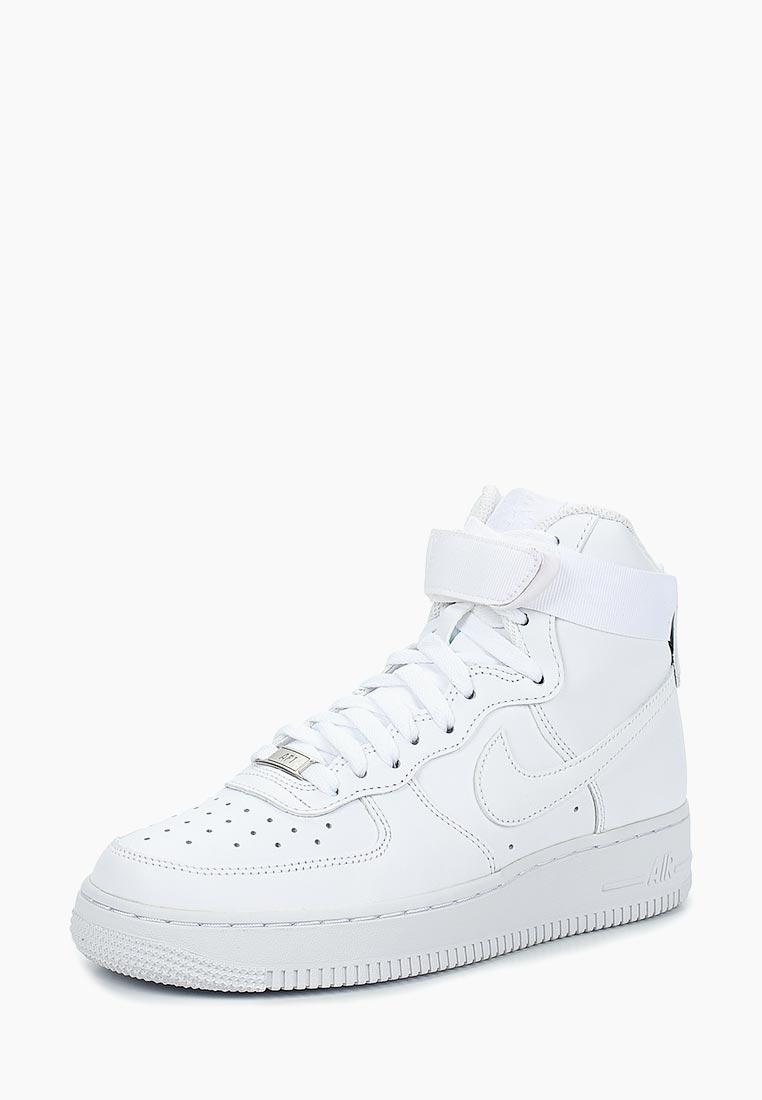 Женские кеды Nike (Найк) 334031-105
