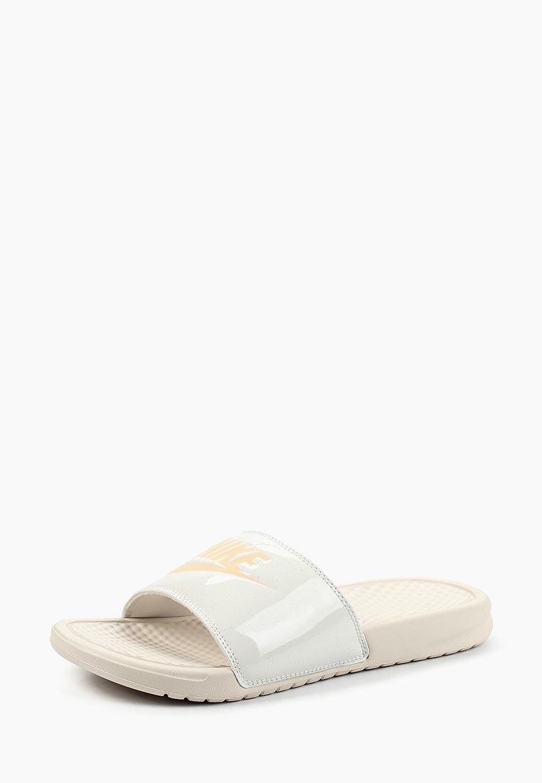 Женские сланцы Nike (Найк) 618919-021