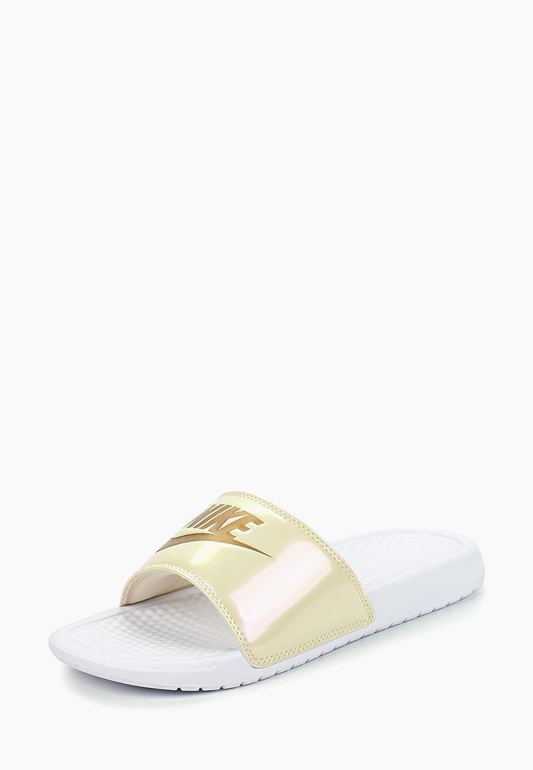 Женские сланцы Nike (Найк) 618919-112