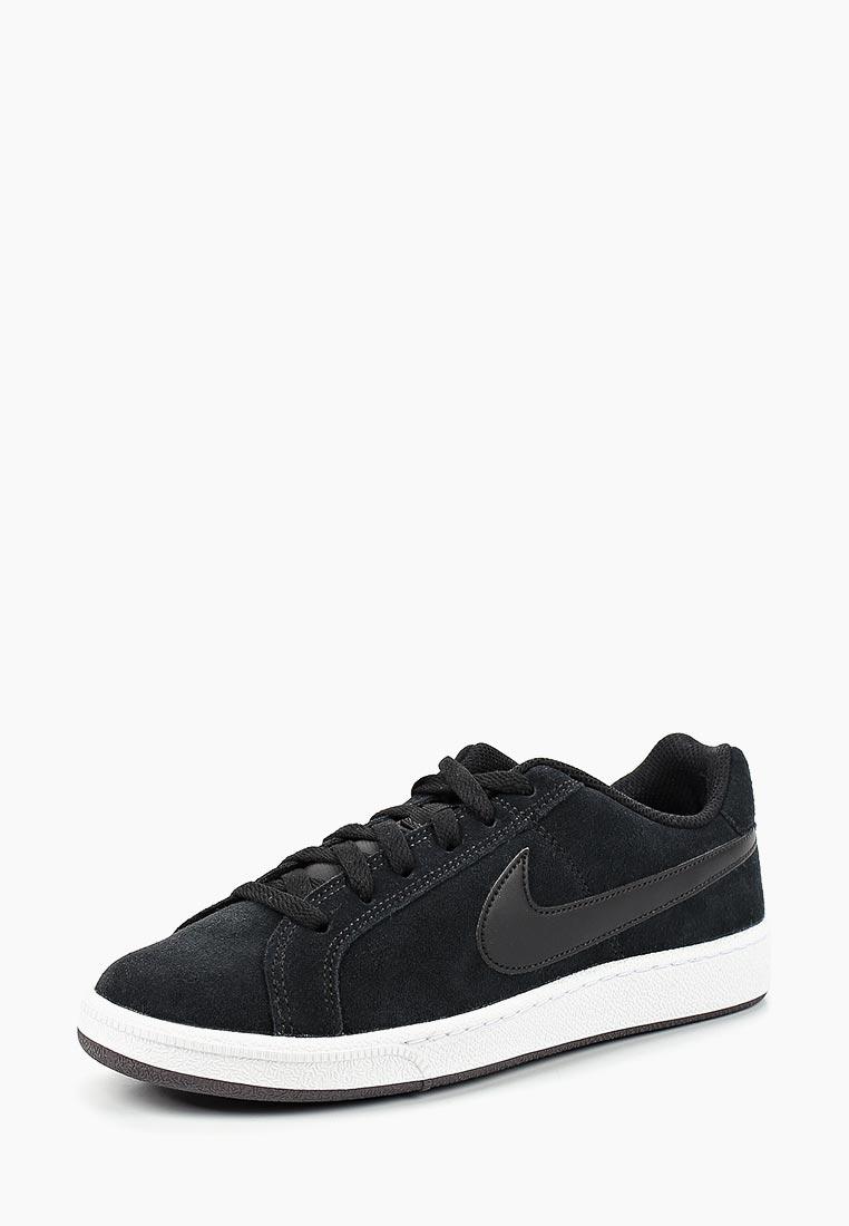 Женские кеды Nike (Найк) AJ7731-002