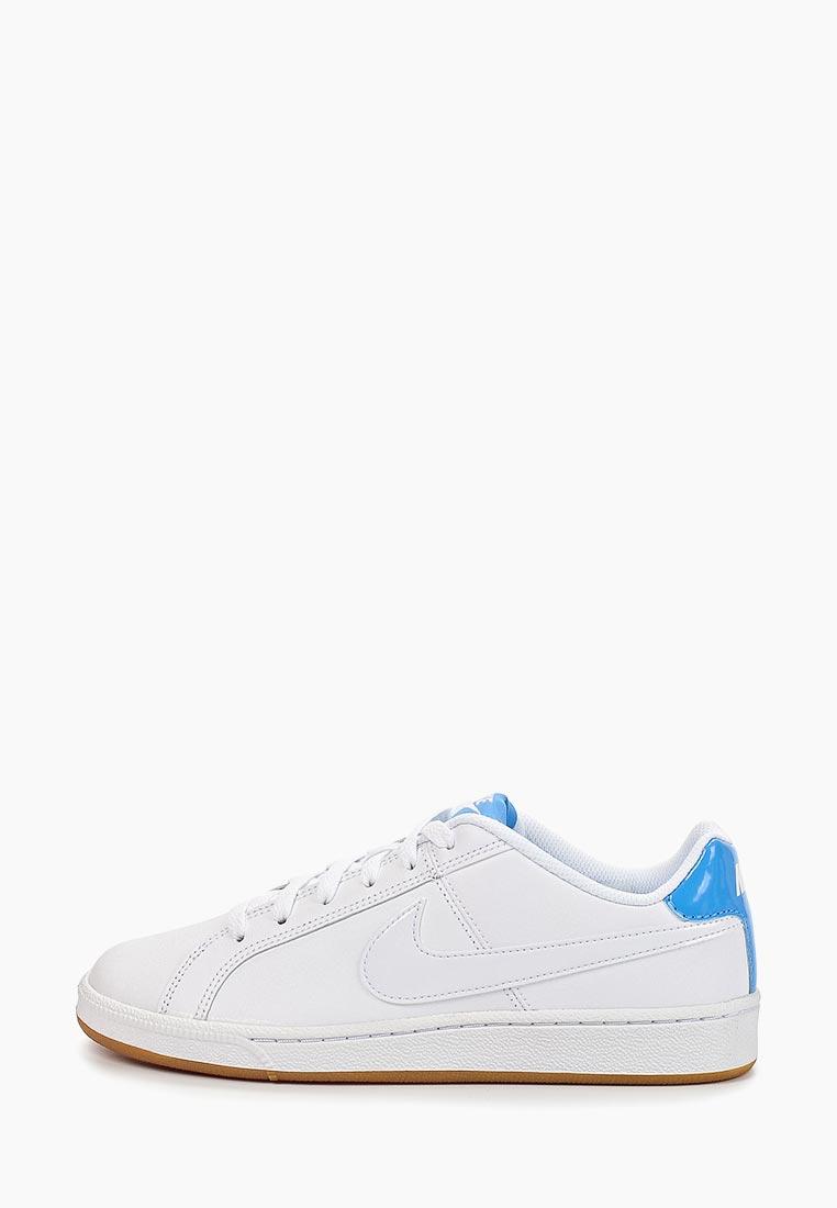 Женские кеды Nike (Найк) 749867