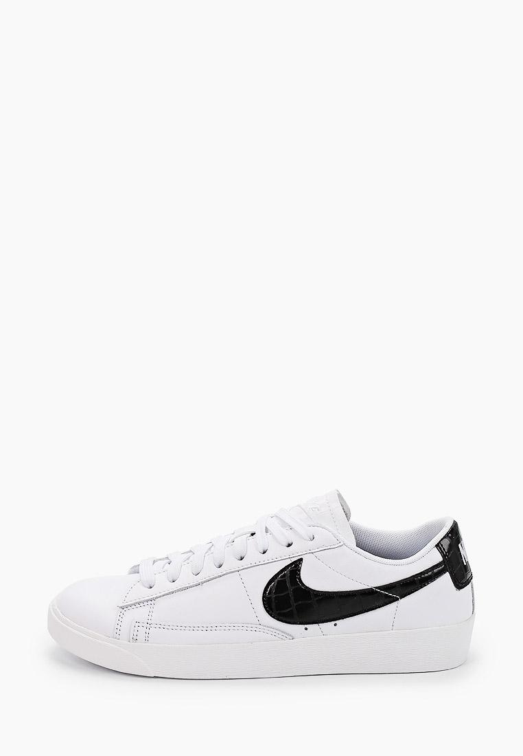 Женские кеды Nike (Найк) BQ0033