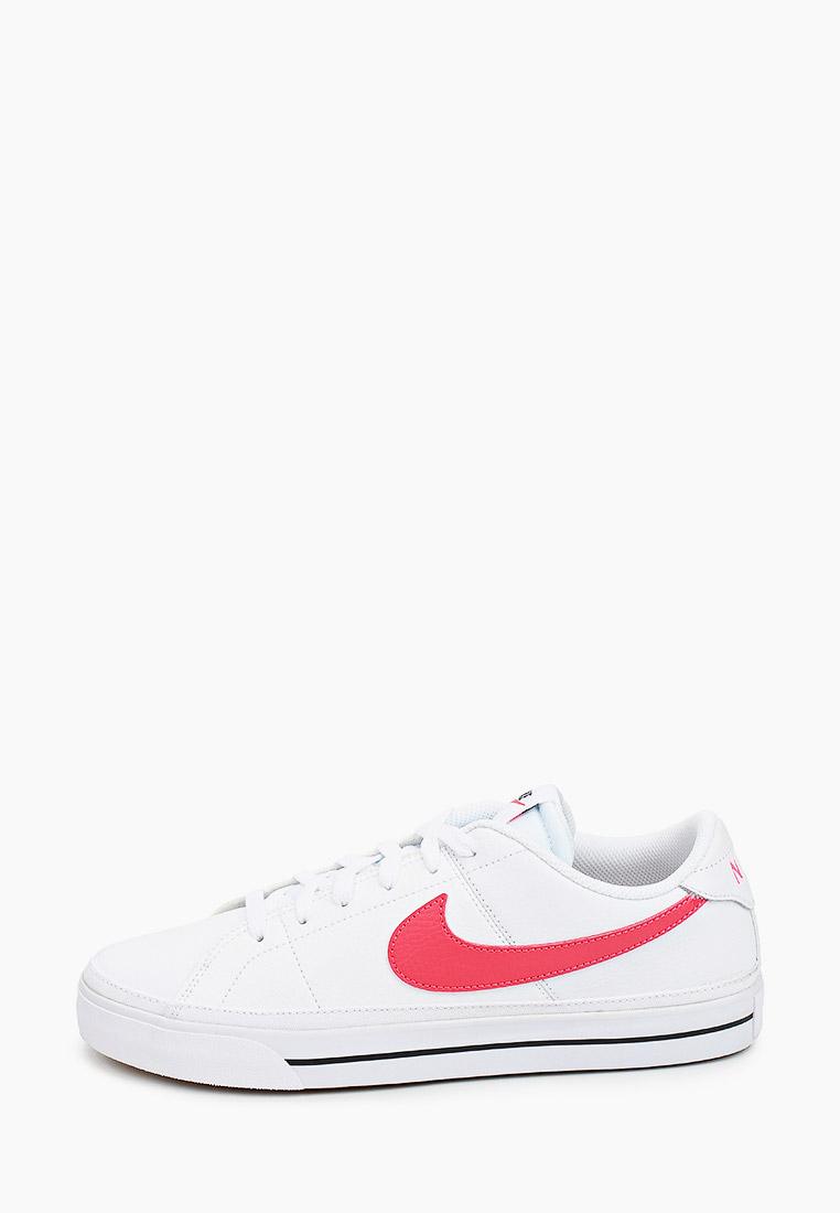 Женские кеды Nike (Найк) CU4149: изображение 1
