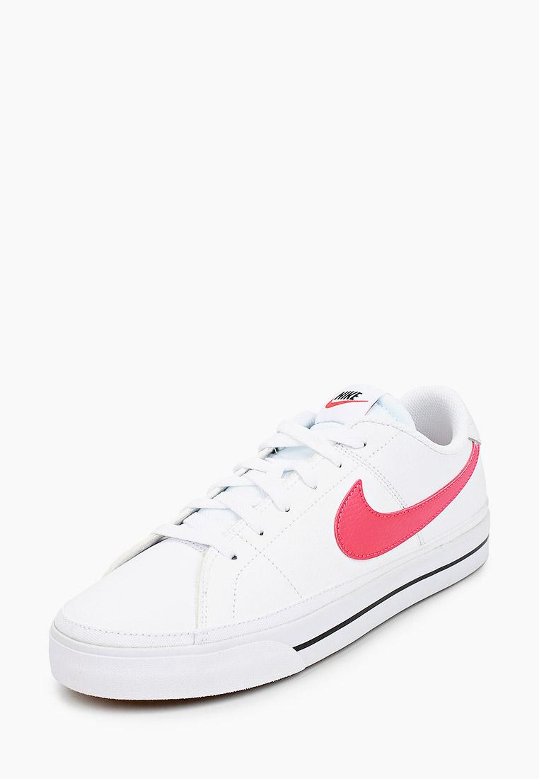 Женские кеды Nike (Найк) CU4149: изображение 2