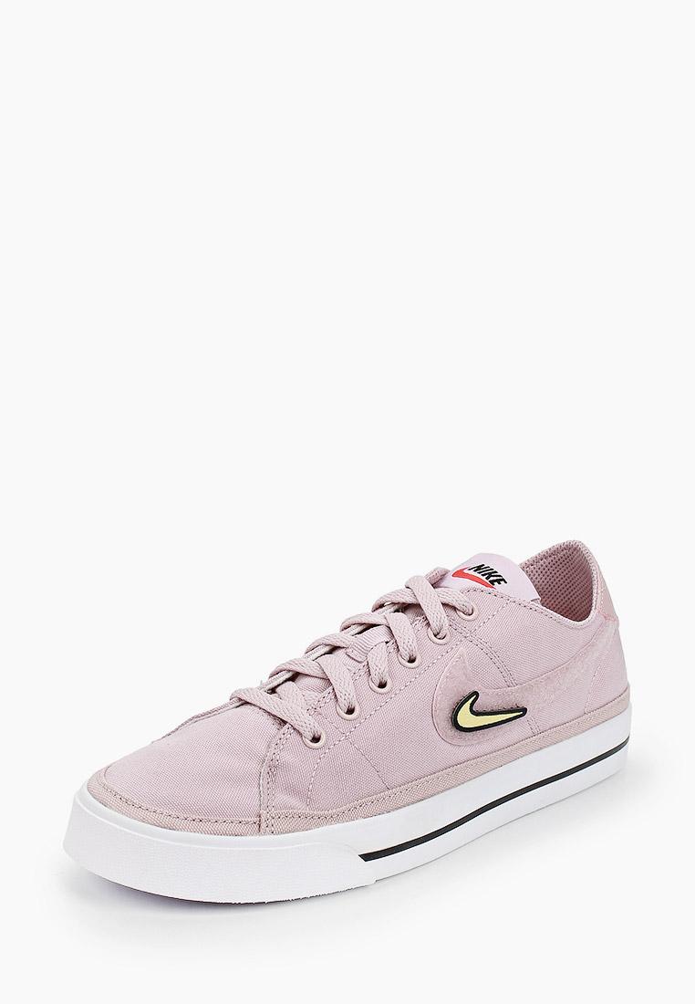 Женские кеды Nike (Найк) DD2058: изображение 2