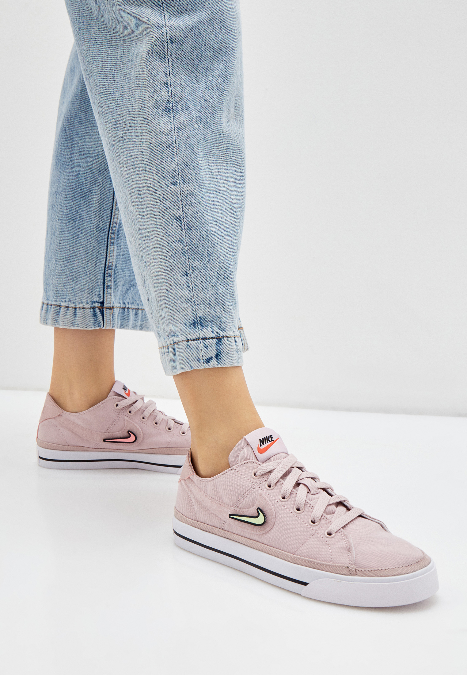 Женские кеды Nike (Найк) DD2058: изображение 6