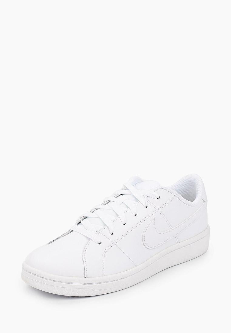 Женские кеды Nike (Найк) CU9038: изображение 3
