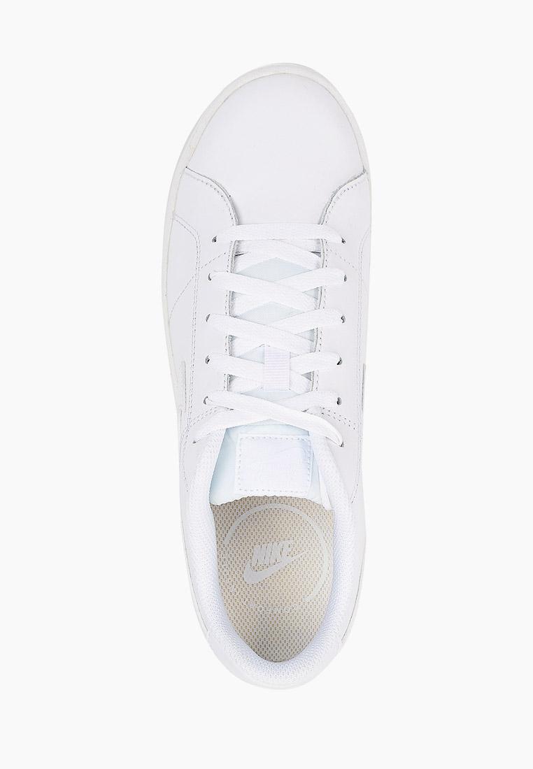 Женские кеды Nike (Найк) CU9038: изображение 7