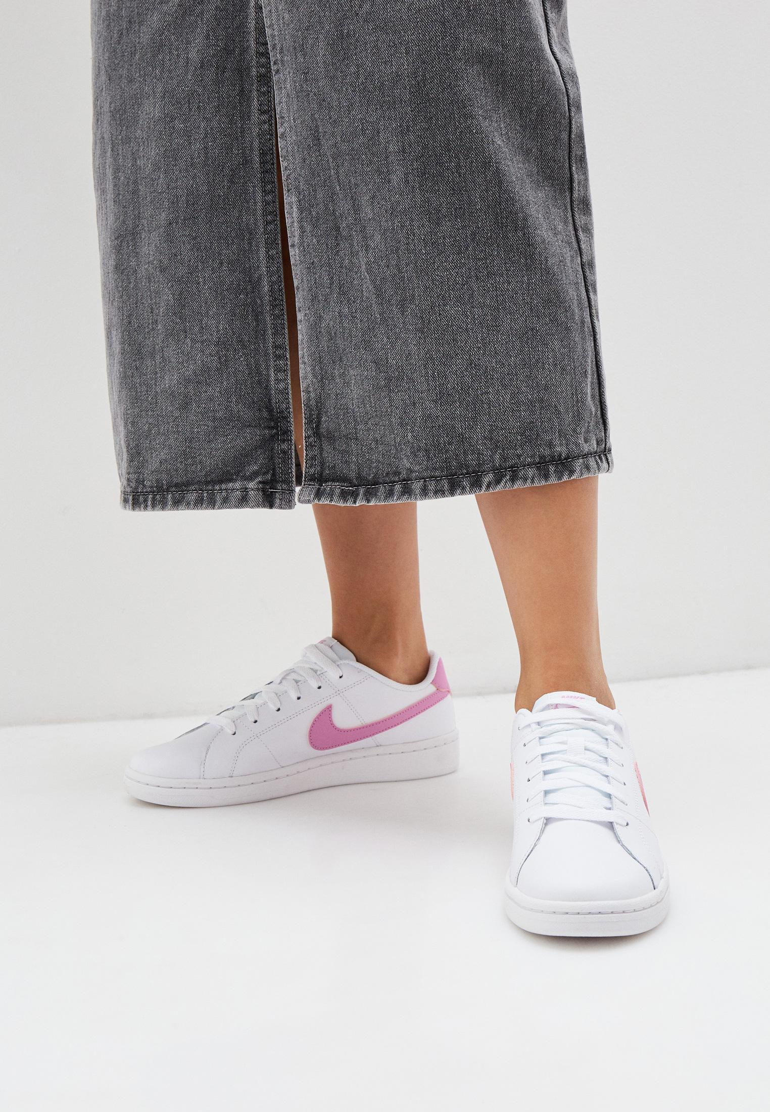 Женские кеды Nike (Найк) CU9038