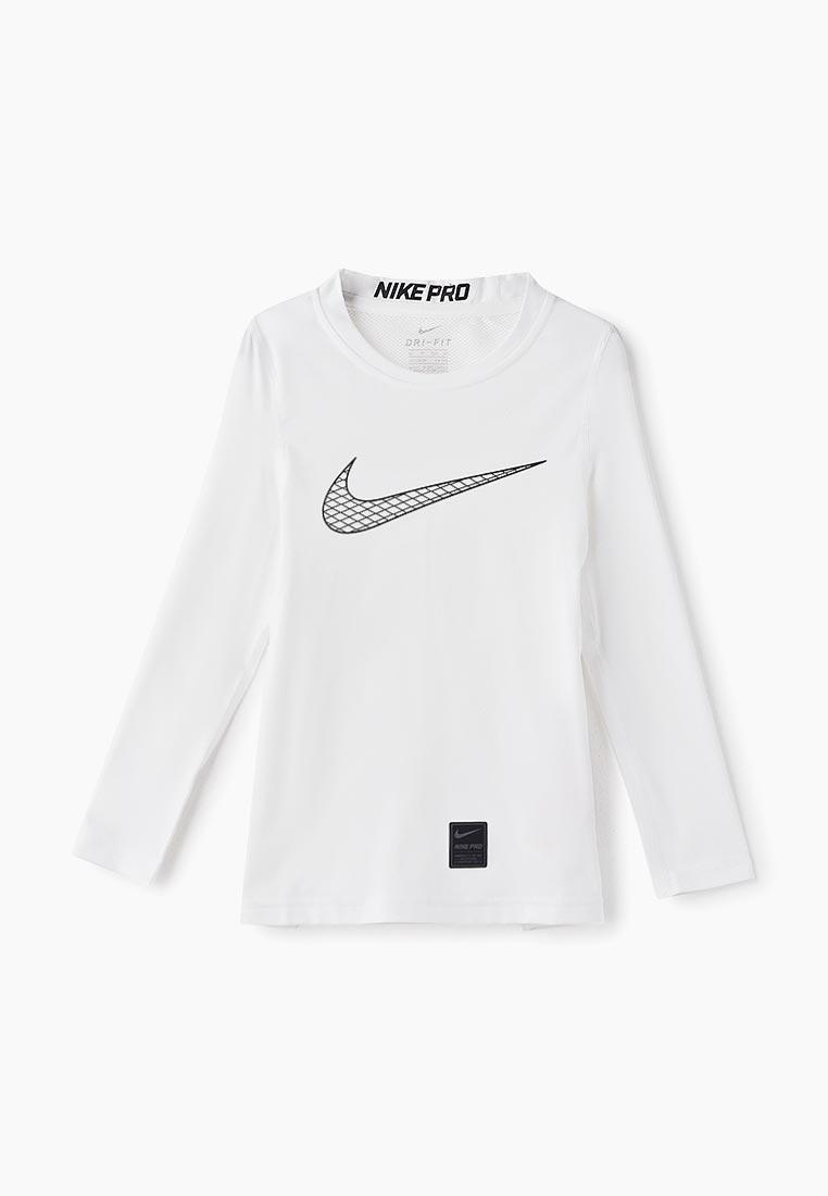 Футболка с длинным рукавом Nike (Найк) BQ2186-100