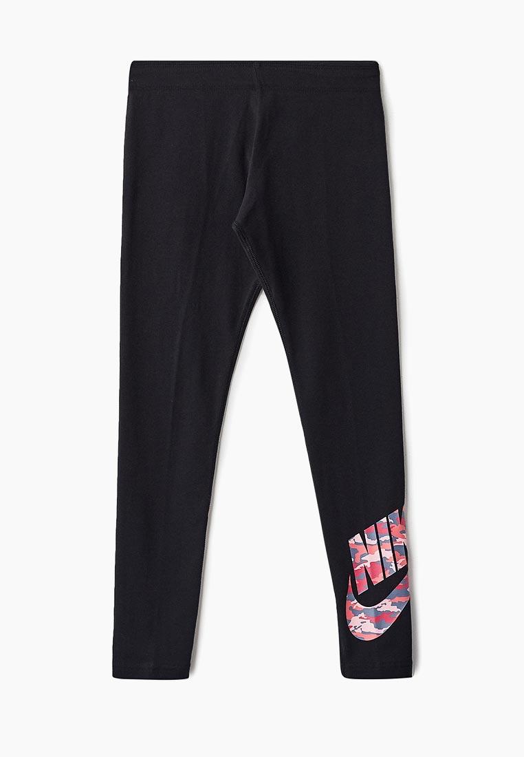 Леггинсы Nike (Найк) AR4075-010