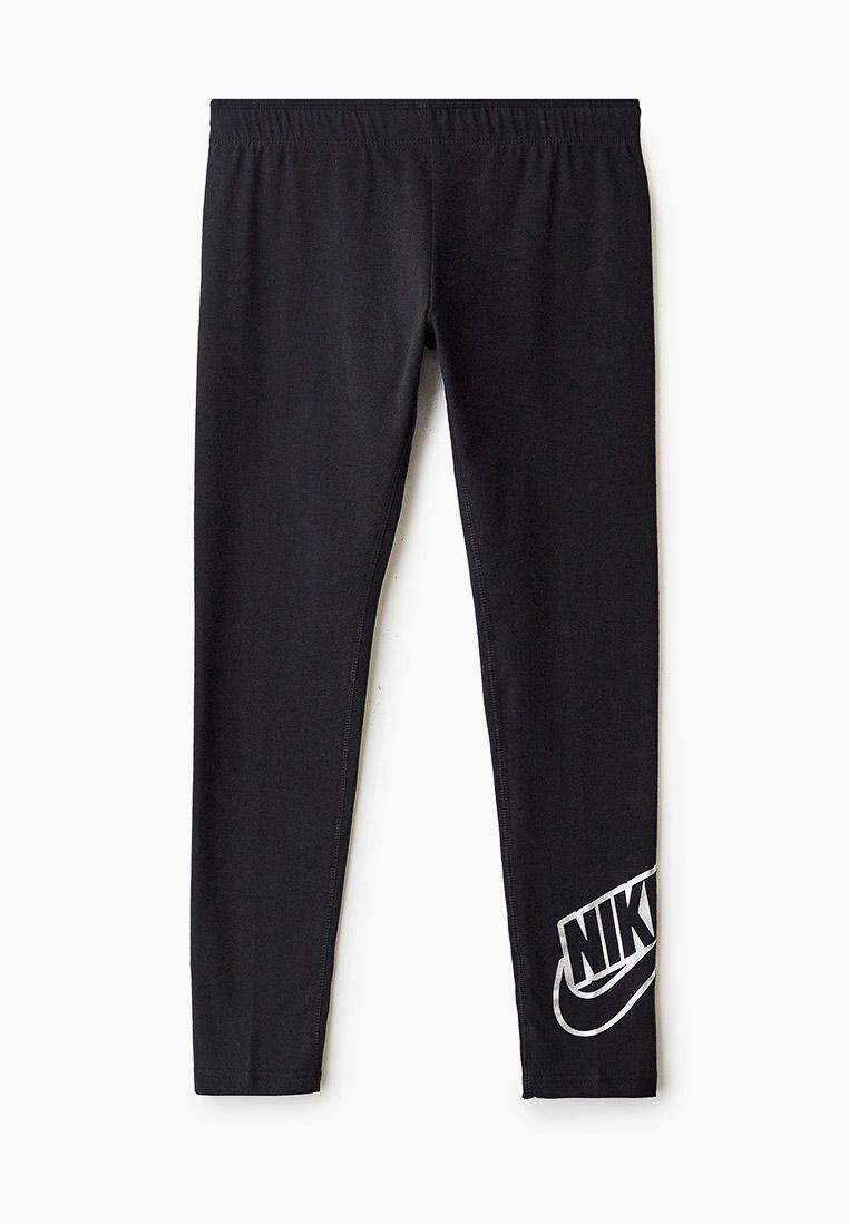 Леггинсы для девочек Nike (Найк) CQ4221