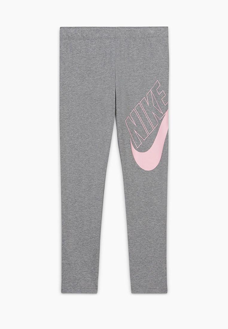 Леггинсы для девочек Nike (Найк) CU8943