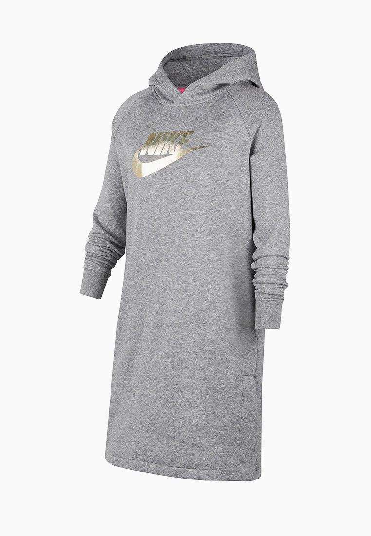 Повседневное платье Nike (Найк) CU8574