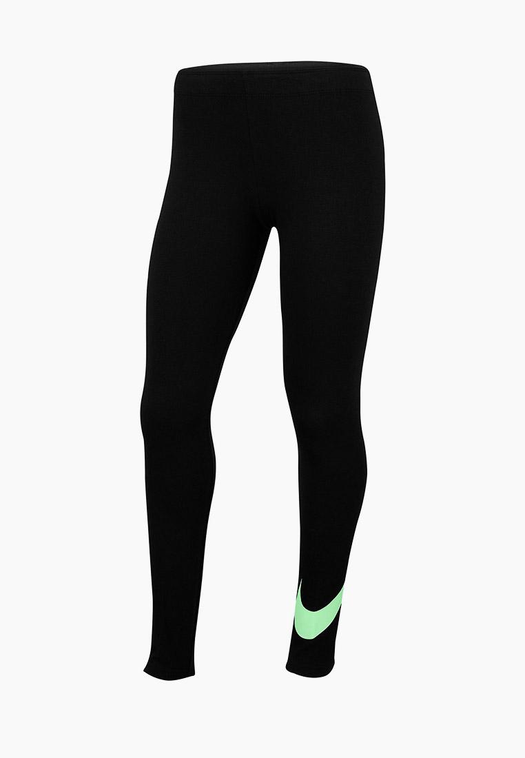 Леггинсы Nike (Найк) AR4076: изображение 14
