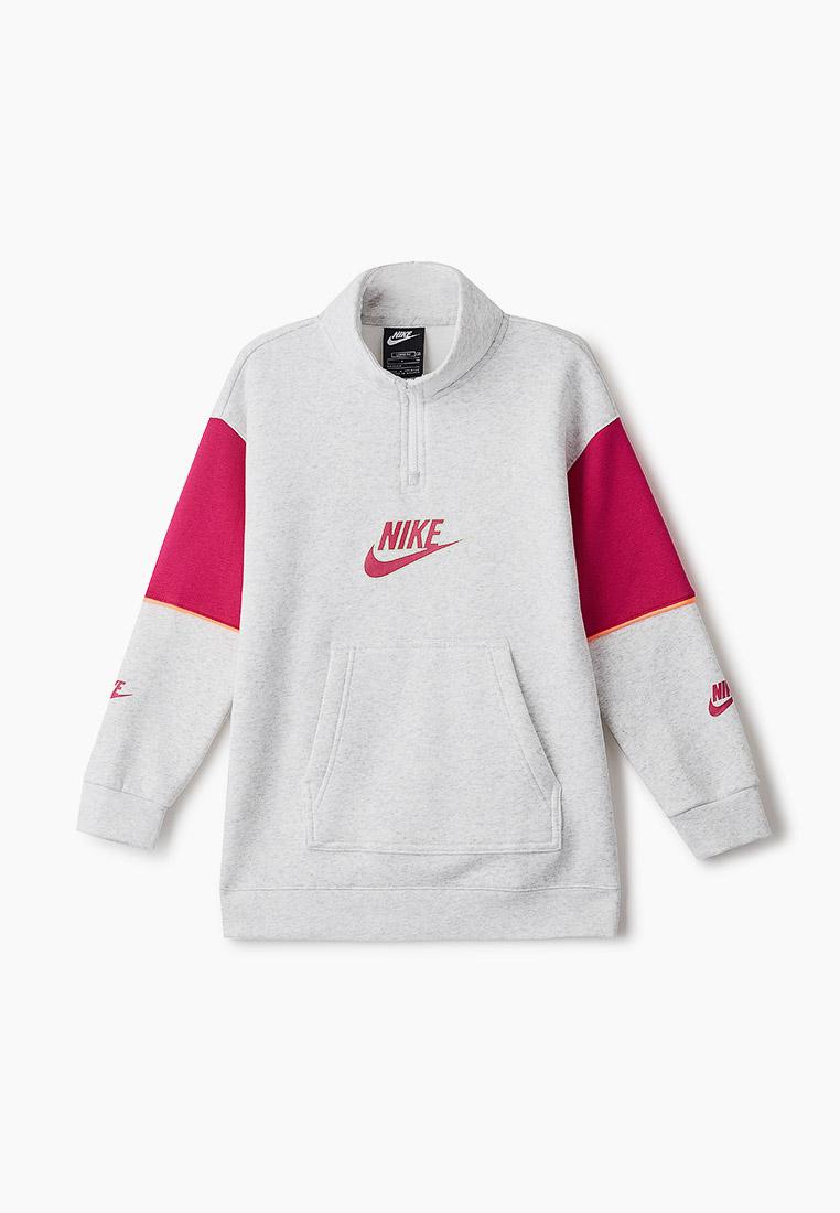 Повседневное платье Nike (Найк) DA1212: изображение 1