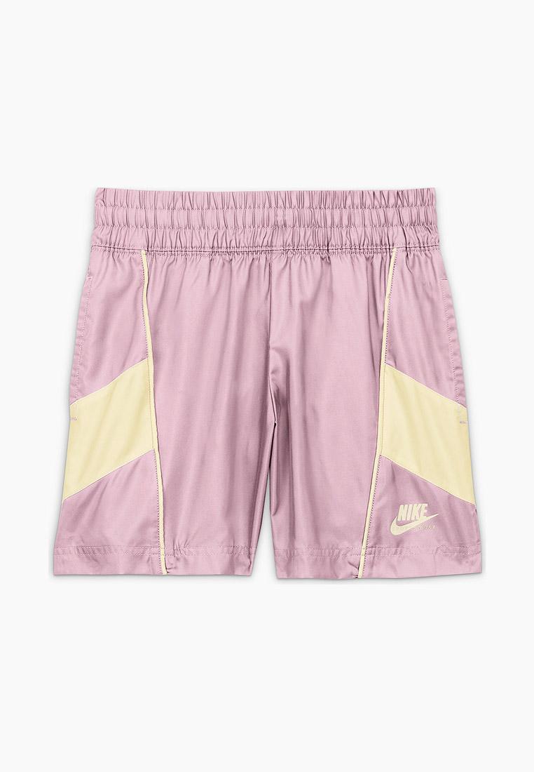 Шорты для девочки Nike (Найк) DA1382