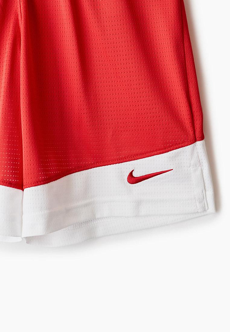 Шорты для девочек Nike (Найк) 872390: изображение 3