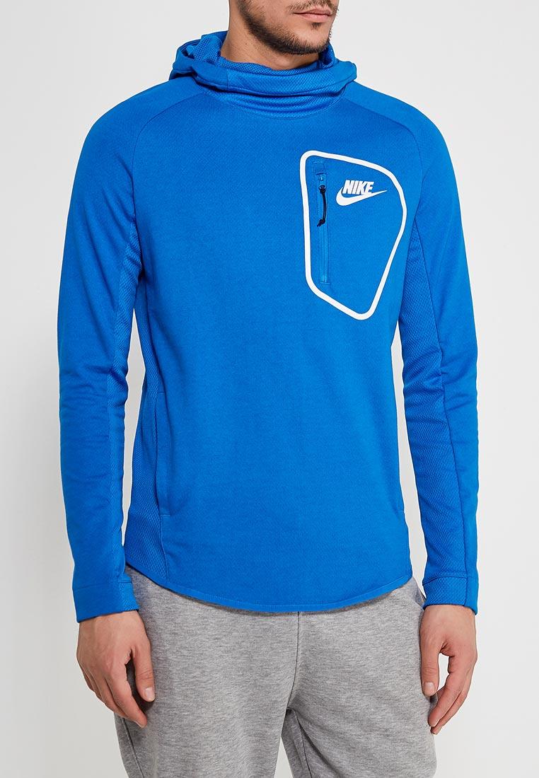 Толстовка Nike (Найк) 885935-465: изображение 1